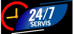 724 servis lastik yol yardımı
